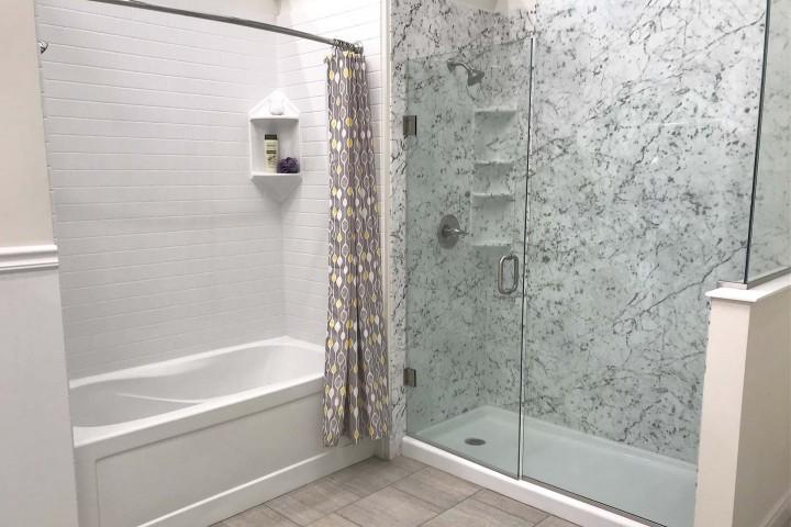 Shower Bathtub Remodel